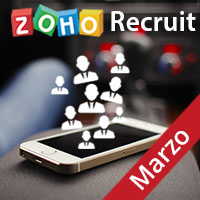 Zoho Recruit App Móvil